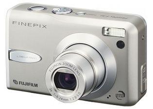 Fujifilm FinePix F30 Zoom