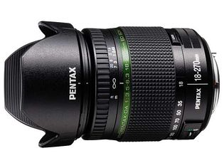 Pentax smc DA 18-270mm F3.5-6.3 ED SDM