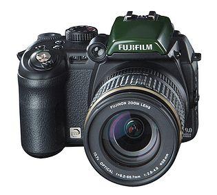 Fujifilm FinePix IS-1