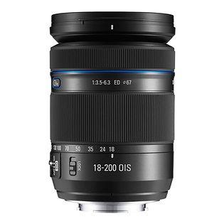 Samsung NX 18-200mm F3.5-6.3 ED OIS