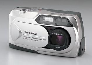 FujiFilm MX-1400 (FinePix 1400 Zoom)