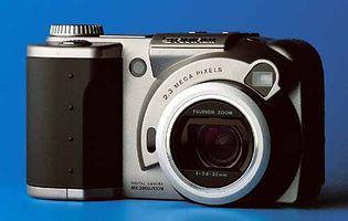 FujiFilm MX-2900 Zoom (Finepix 2900Z)