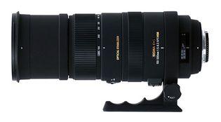 Sigma 50-500mm F4.5-6.3 DG OS HSM