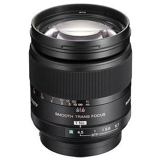 Sony 135mm F2.8 (T4.5) STF