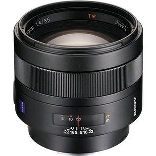 Sony 85mm F1.4 ZA Carl Zeiss Planar T*