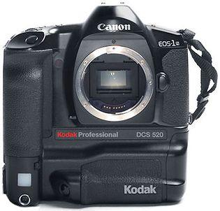 Kodak DCS520 (Canon D2000)