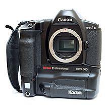 Kodak DCS 560 (Canon D6000)