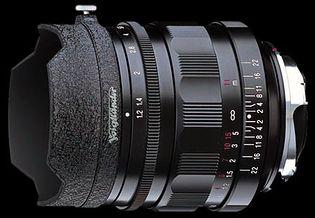 Voigtlander 35mm F1.2 niekton
