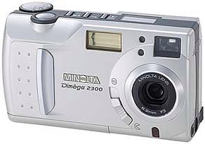 Minolta DiMAGE 2300