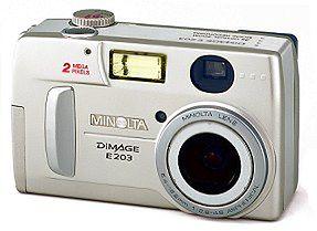 Minolta DiMAGE E203