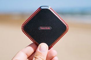 SanDisk Extreme 510 Portable SSD 480 GB