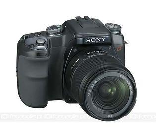 Sony Alpha a