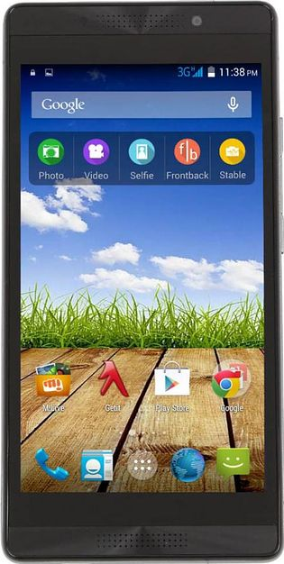 Micromax Canvas Fire 4G+