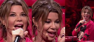 """Górniak… udaje czarownicę na planie """"Voice Kids"""". """"Będziesz się smażył w moim piekle!"""""""