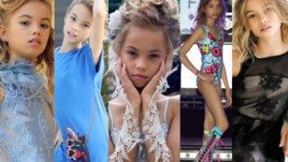 """Matka 12-latki stylizuje ją na DOROSŁĄ KOBIETĘ, bo chce żeby została... """"gwiazdą Instagrama""""! (ZDJĘCIA)"""