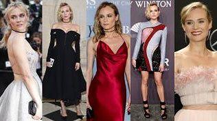 Styl gwiazdy: Diane Kruger