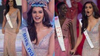 Tak wyglądały wybory Miss World 2017! Wygrała 20-letnia studentka medycyny z Indii (ZDJĘCIA)