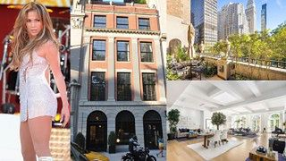 Jennifer Lopez sprzedaje luksusowy apartament w Nowym Jorku. Piękny? (ZDJĘCIA)