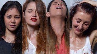 Fotograf pokazał, jak wyglądają kobiety przed, w trakcie i po OSIĄGNIĘCIU ORGAZMU! (ZDJĘCIA)