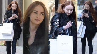 """""""Królowa Snapchata"""" robi zakupy w markowych butikach. Zapłaciła za cokolwiek? (ZDJĘCIA)"""