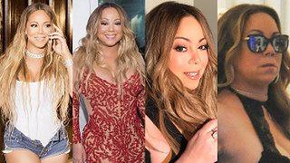 Instagram vs rzeczywistość: Mariah Carey (ZDJĘCIA)