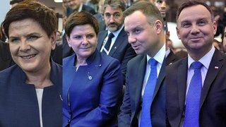 Duda wręcza nagrody polskim firmom. Na widowni zachwycona Szydło (ZDJĘCIA)