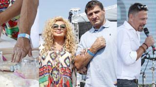 Magda Gessler, Krzysztof Ibisz i Andrzej Gołota lepią pierogi w Chicago na polonijnym festiwalu (ZDJĘCIA)