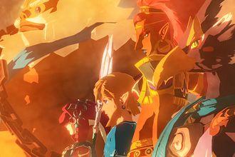 Recenzja Hyrule Warriors: Age of Calamity. Zelda i Link marzą o Switch Pro