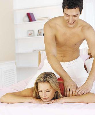 Specjalny masaż seksualny