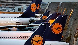 Strajk w spółkach Lufthansy przedłużony