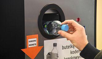 Kaucja za butelki plastikowe. Wielkie sieci wydadzą miliony na automaty