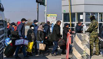 Ukraińcy nie przekroczą granicy pieszo. Zmiany od wtorku