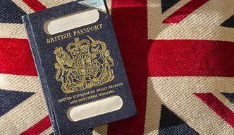 Brytyjczycy będą mieć nowe paszporty. Zostaną wyprodukowane w Polsce