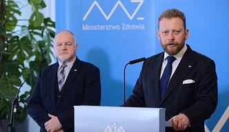 Andrzej Jacyna podał się do dymisji. Potwierdził to minister zdrowia