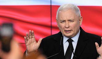 Kaczyński po ogłoszeniu wyników wyborów: Na gospodarce się znamy