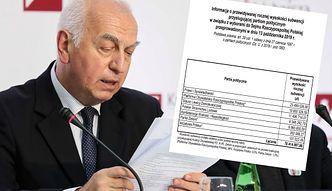 Wybory parlamentarne 2019. Partie dostaną ponad 280 mln zł z subwencji
