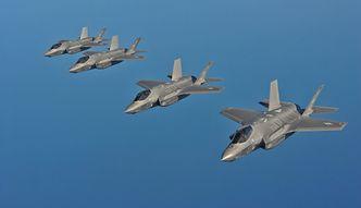 F-35 w Polsce. Za myśliwiec piątej generacji zapłacimy nawet 120 mln dol.
