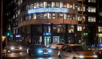 KNF ostrzega przed firmami oferującymi obligacje GetBack. 10 spółek na liście ostrzeżeń