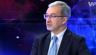 Jerzy Kwieciński: Zniesienie limitu składek albo cięcia w innych wydatkach