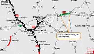 Nowe drogi w Polsce. GDDKiA otworzyła oferty w drugim przetargu na fragment trasy S16