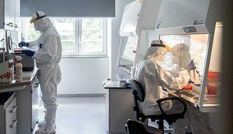 Poważna pomyłka służb sanitarnych. W Polsce przeprowadzono mniej testów, niż sądzono