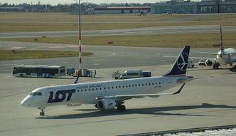 Loty z Krakowa do Chicago zawieszone. LOT tłumaczy