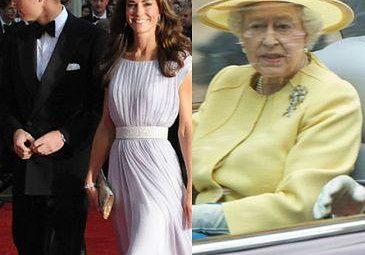 Kate pozna królową Elżbietę... po 9 latach!