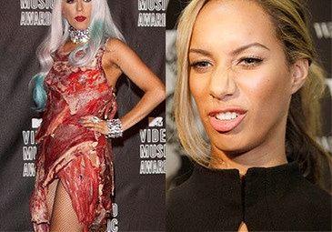 """Leona Lewis: """"TA SUKIENKA BYŁA OBRZYDLIWA!"""""""
