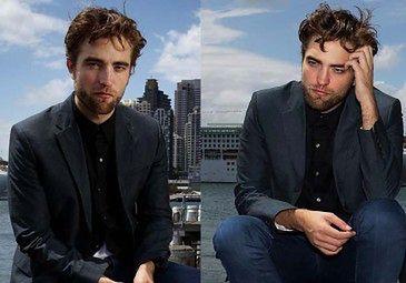 Pattinson robi miny Edwarda...