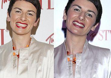 Czyja to siostra?! Mają IDENTYCZNY uśmiech! :)
