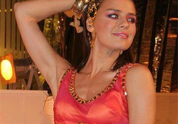 Natasza zostanie gwiazdą... Bollywood?!
