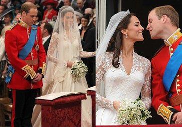 Ślub Kate i Williama: ZOBACZCIE GO JESZCZE RAZ