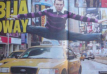 """Wrażenia """"Gleby"""" z Nowego Jorku"""
