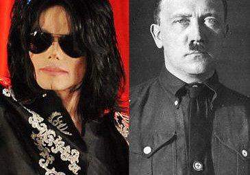 "Jackson: ""Hitler był geniuszem i showmanem!"""